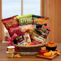 Spice Gourmet Salsa and Chips Gift